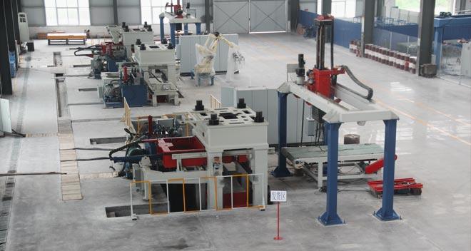 شركة تشنغتشو BONA الصناعية المحدودة هي مؤسسة متوسطة الحجم مستقلة تتمتع بخبرة غنية في الهندسة الميكانيكية، ومنذ إنشائها في عام 1958، فقد كانت المورد الرائد في مجال التكنولوجيا في صناعة الهيدروفلورم، وهي متسقة منذ عقود لتوفير الحلول الخاصة لتصنيع مواد البناء.