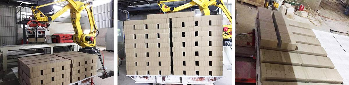 JYM-1280 autoclaved brick production line